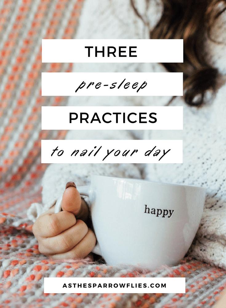Sleep Tips | Evening Routines | Personal Development | Millennials | Health | Wellbeing