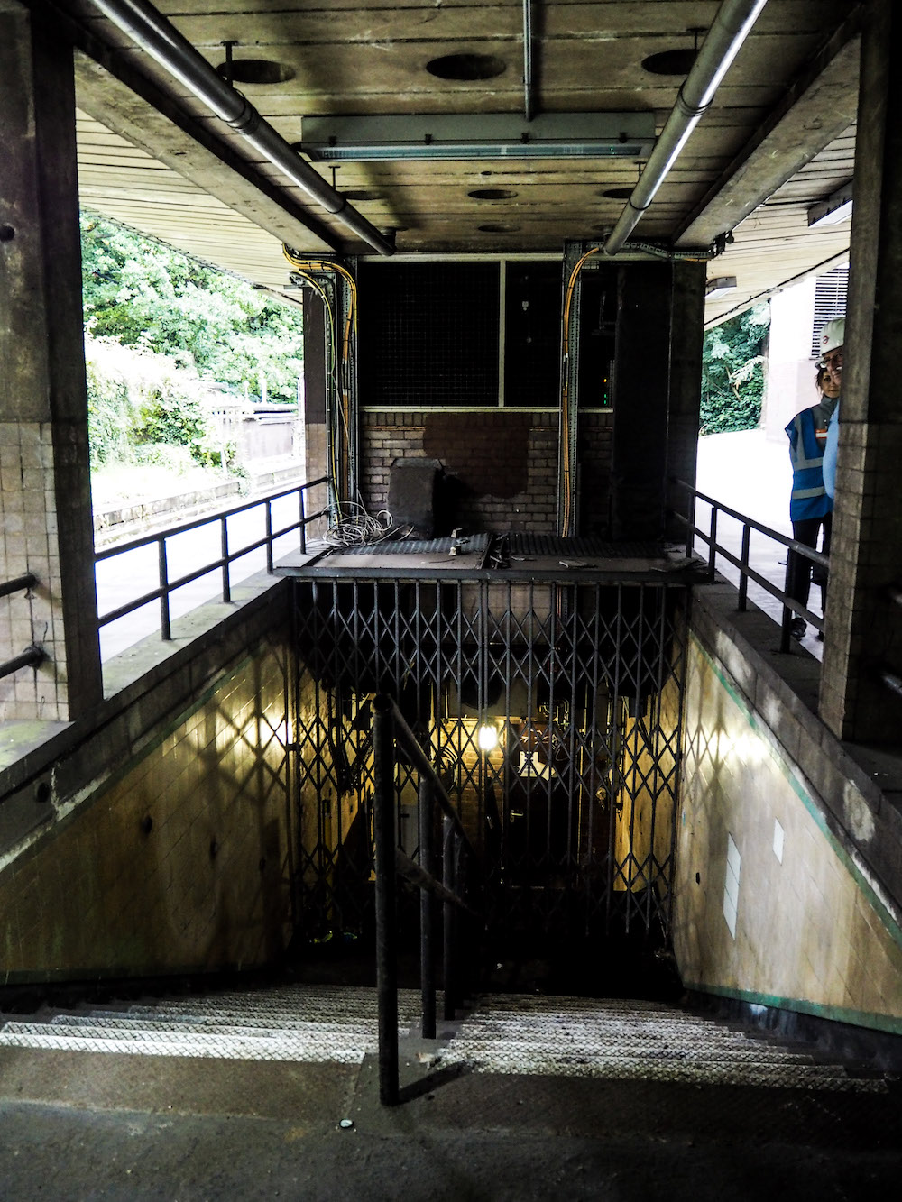 Highgate Station Tour