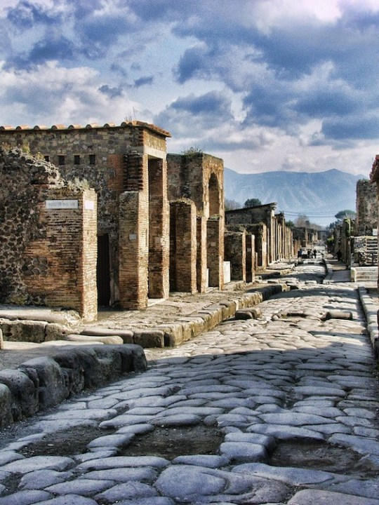 How to visit Pompeii