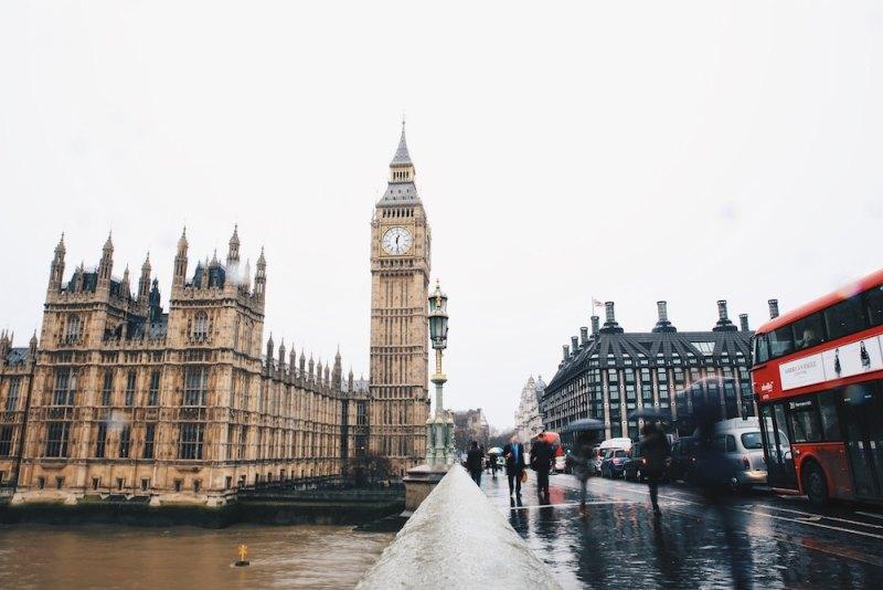 London Scene Westminster