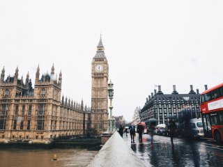London Scene Westminster