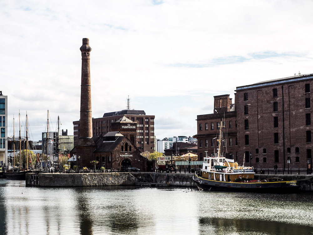 Albert Docks, Liverpool - A Weekend In Liverpool