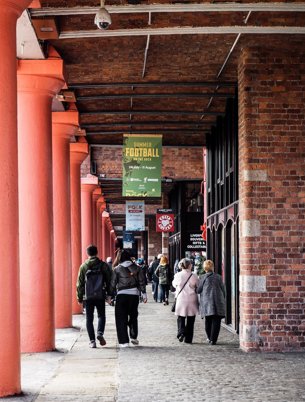 Albert Docks, Liverpool - A Weekend In Liverpool