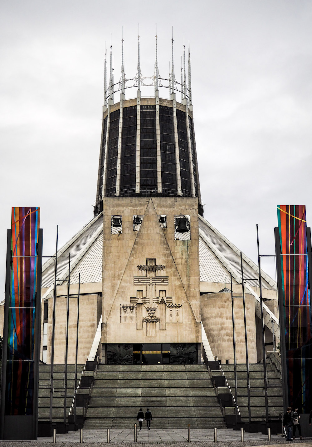 Liverpool Metropolitan Cathedral - A Weekend In Liverpool