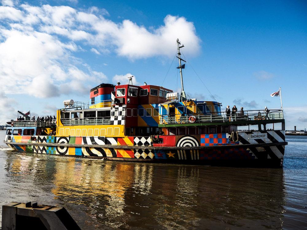 Mersey Ferries, Liverpool - A Weekend In Liverpool