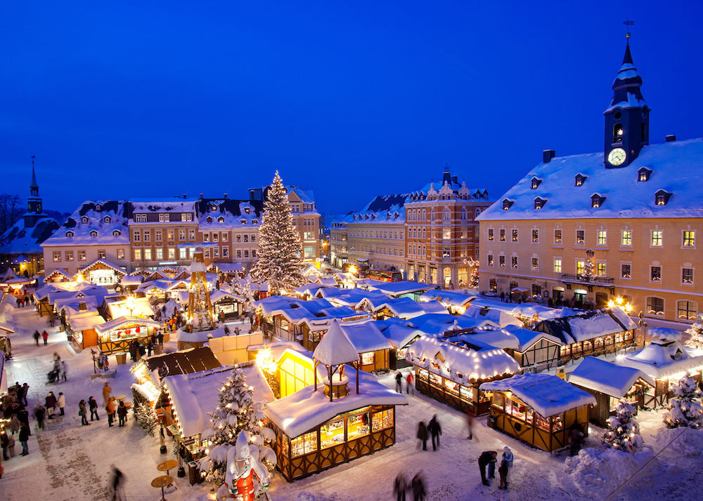 Bucket List Winter Breaks