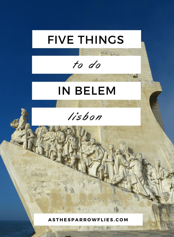 Things To Do in Belem | Lisbon City Breaks | Visit Belem | Portugal | Europe #lisbon #traveltips #lisboncitybreak