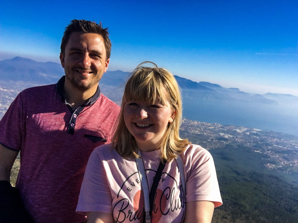 Exploring Mount Vesuvius