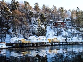 Winter weekend break in Oslo