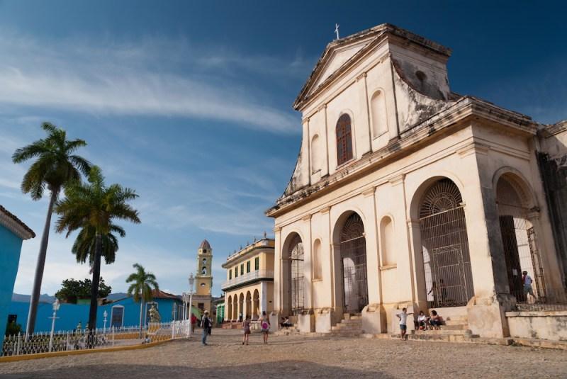 Exploring Trinidad in Cuba