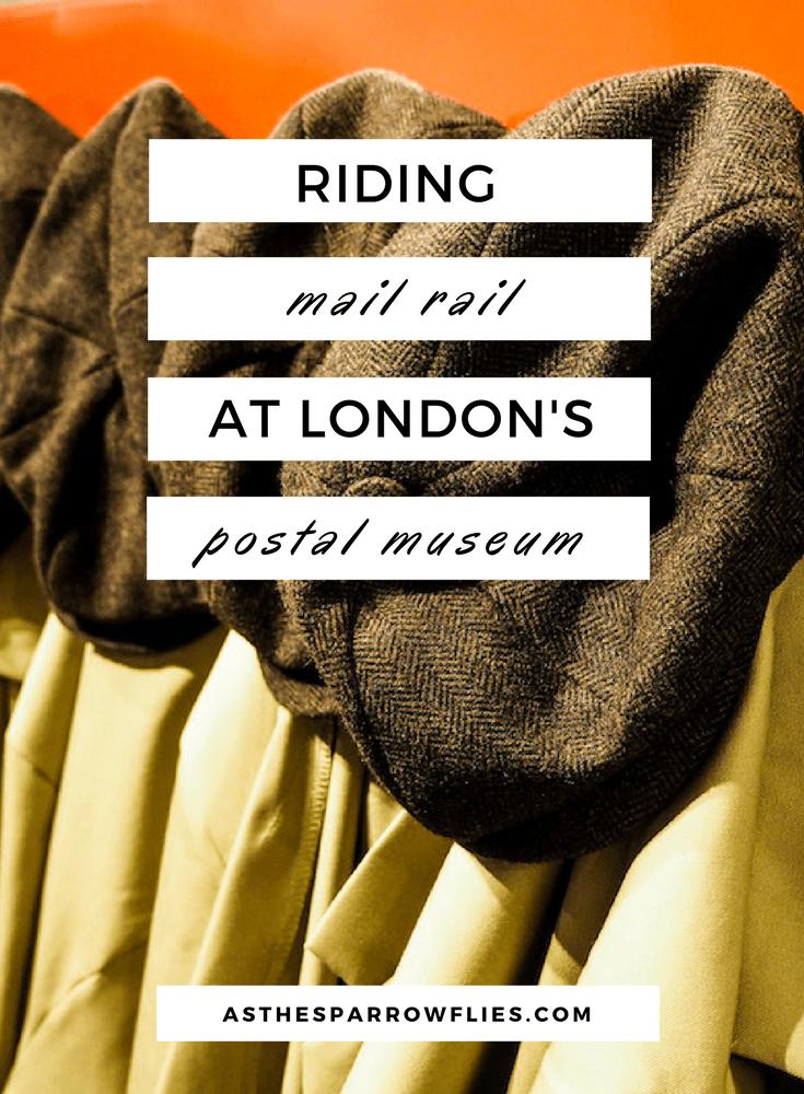 London | Hidden London Railways| Postal Museum | Visit London | UK Travel | Travel Tips