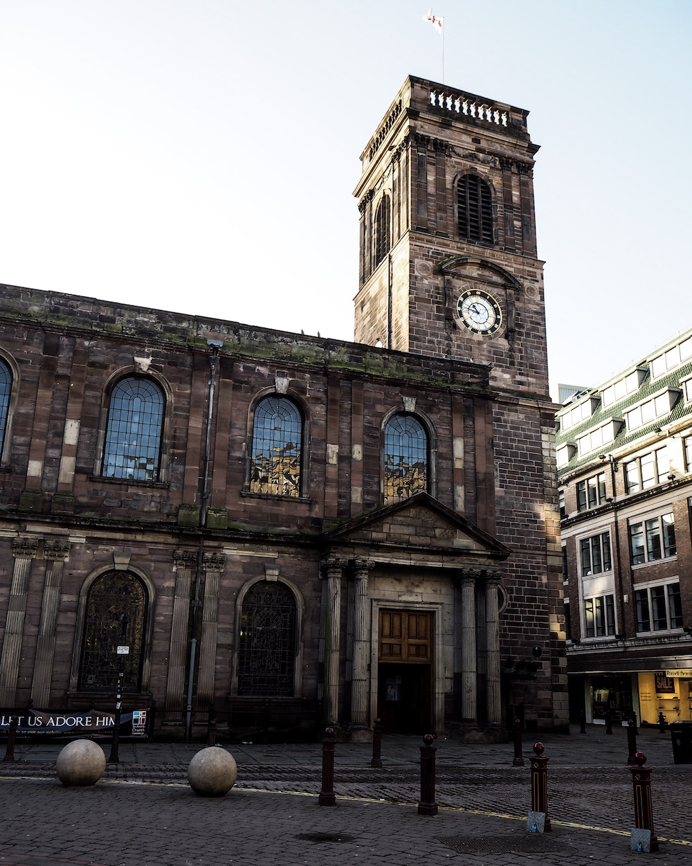 St Ann's Church | Weekend in Manchester