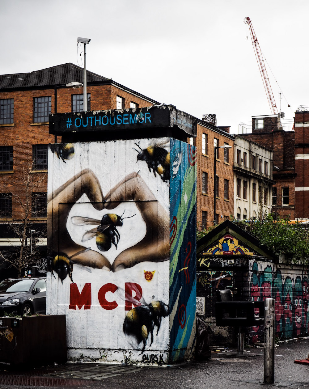 Northern Quarter | Weekend in Manchester