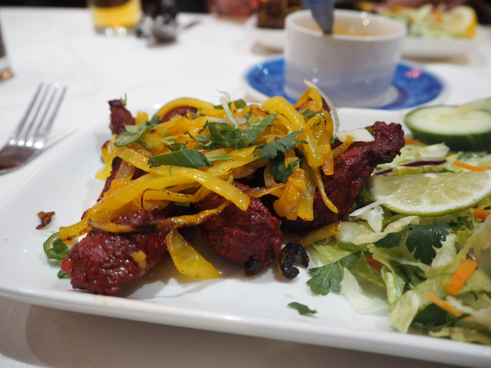 City Spice – eating curry at the King of Brick Lane