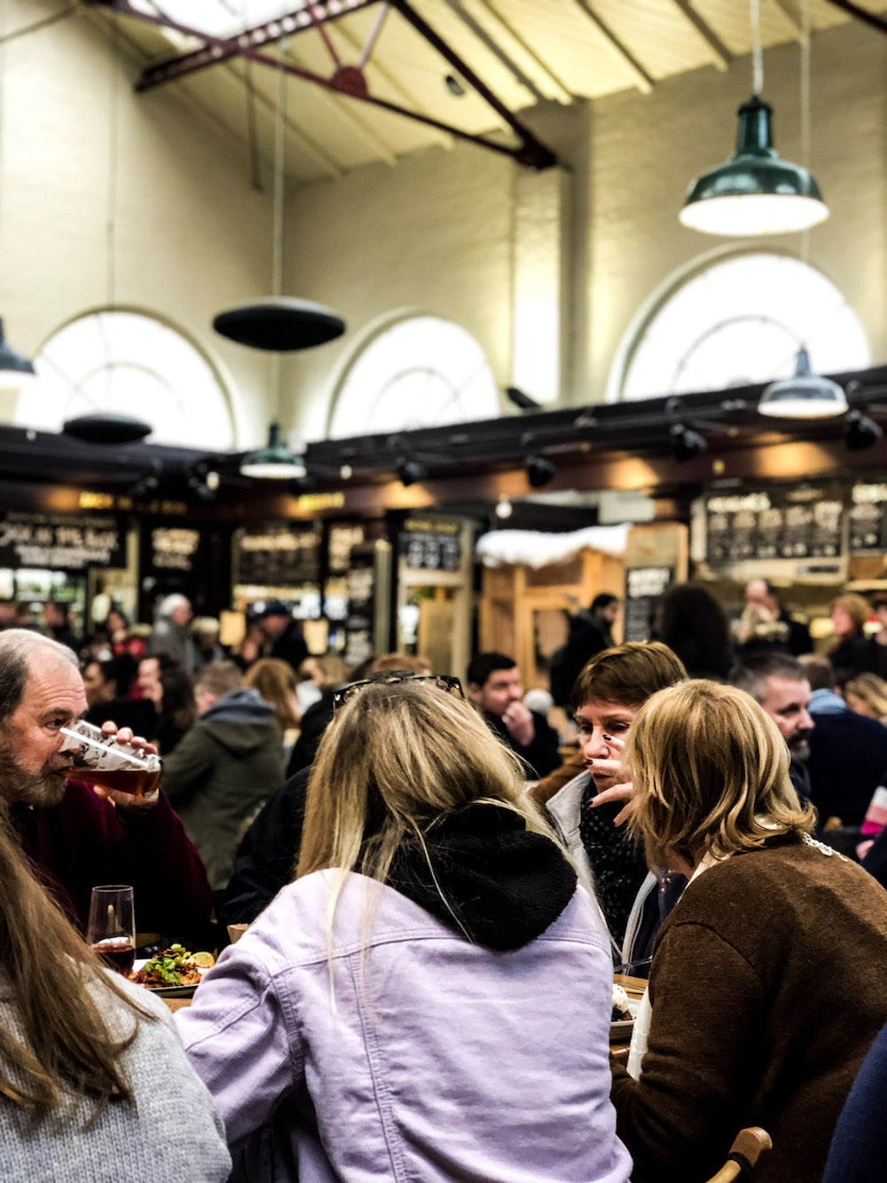 Foodies Guide to Manchester