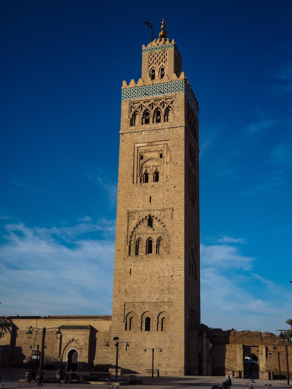 Long Weekend in Marrakech, Koutoubia Mosque