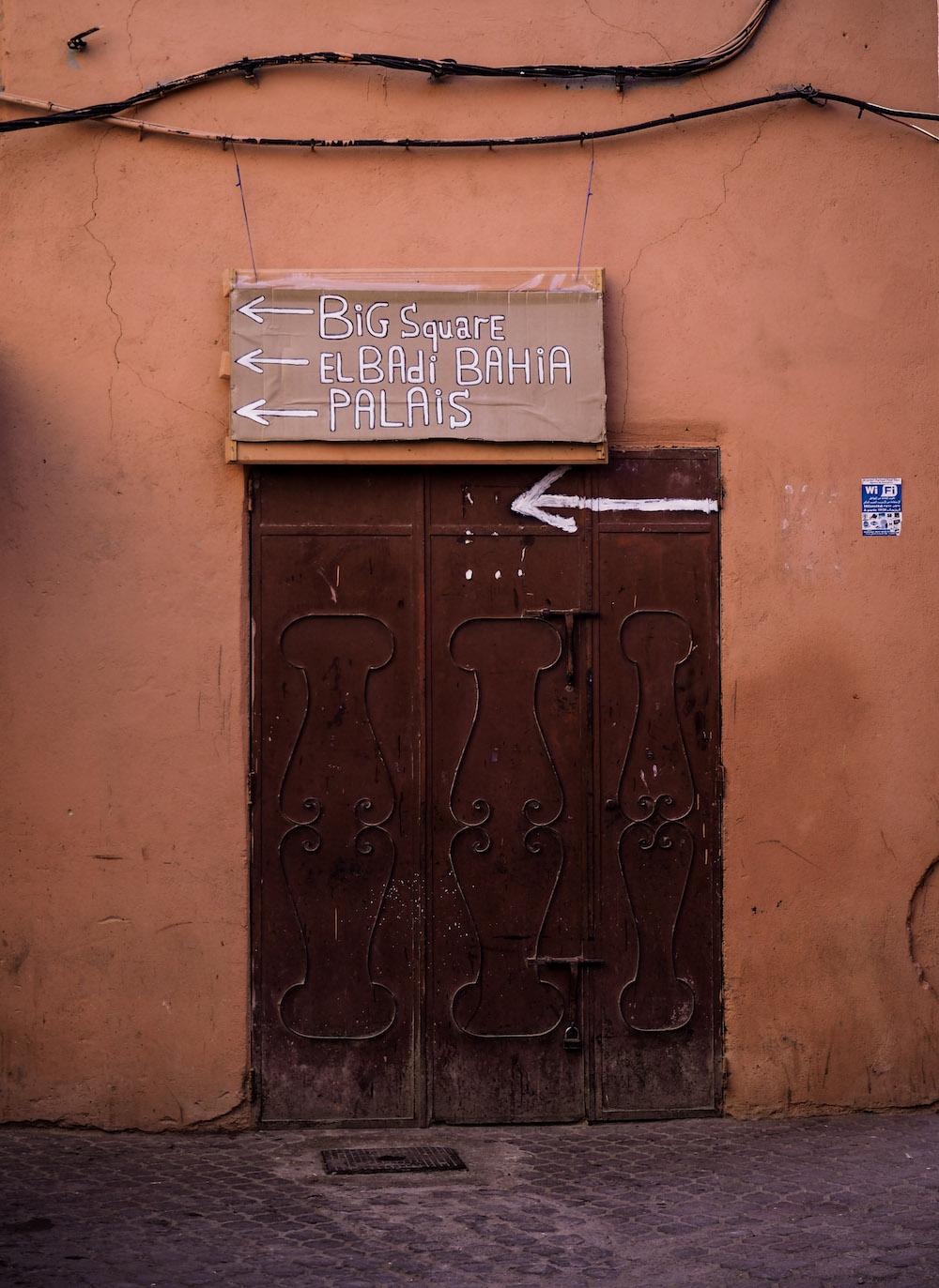 Long Weekend in Marrakech