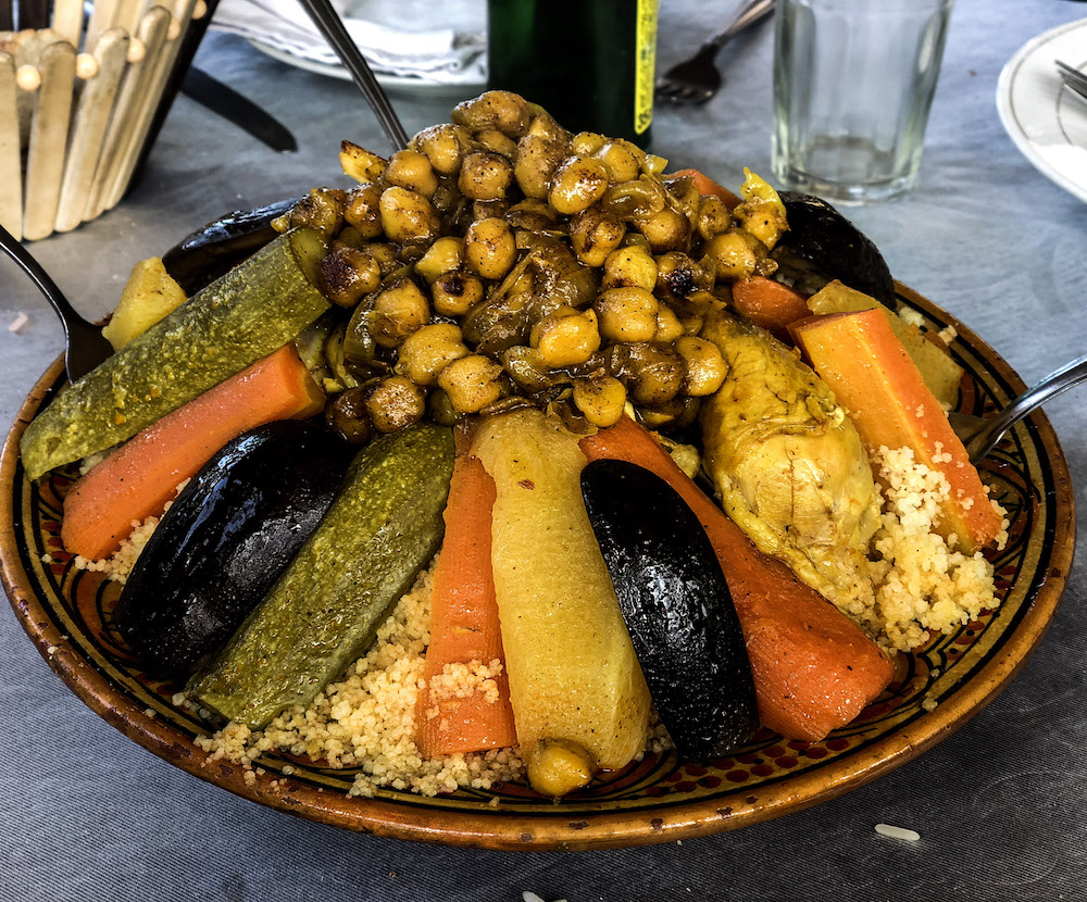 Foodies Guide to Marrakech, Cous Cous