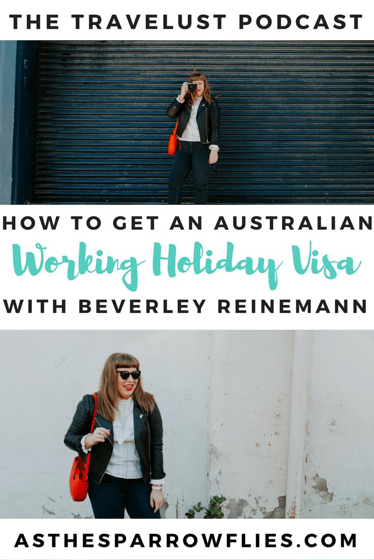 Australian Working Holiday Visa   Travel to Australia   Travel Tips   Travel Planning #traveltips #australia #thetravelust