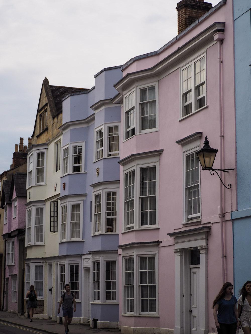 Oxford Day Trip, Holywell Street
