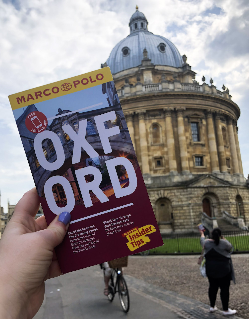 Oxford Day Trip, Marco Polo Guide
