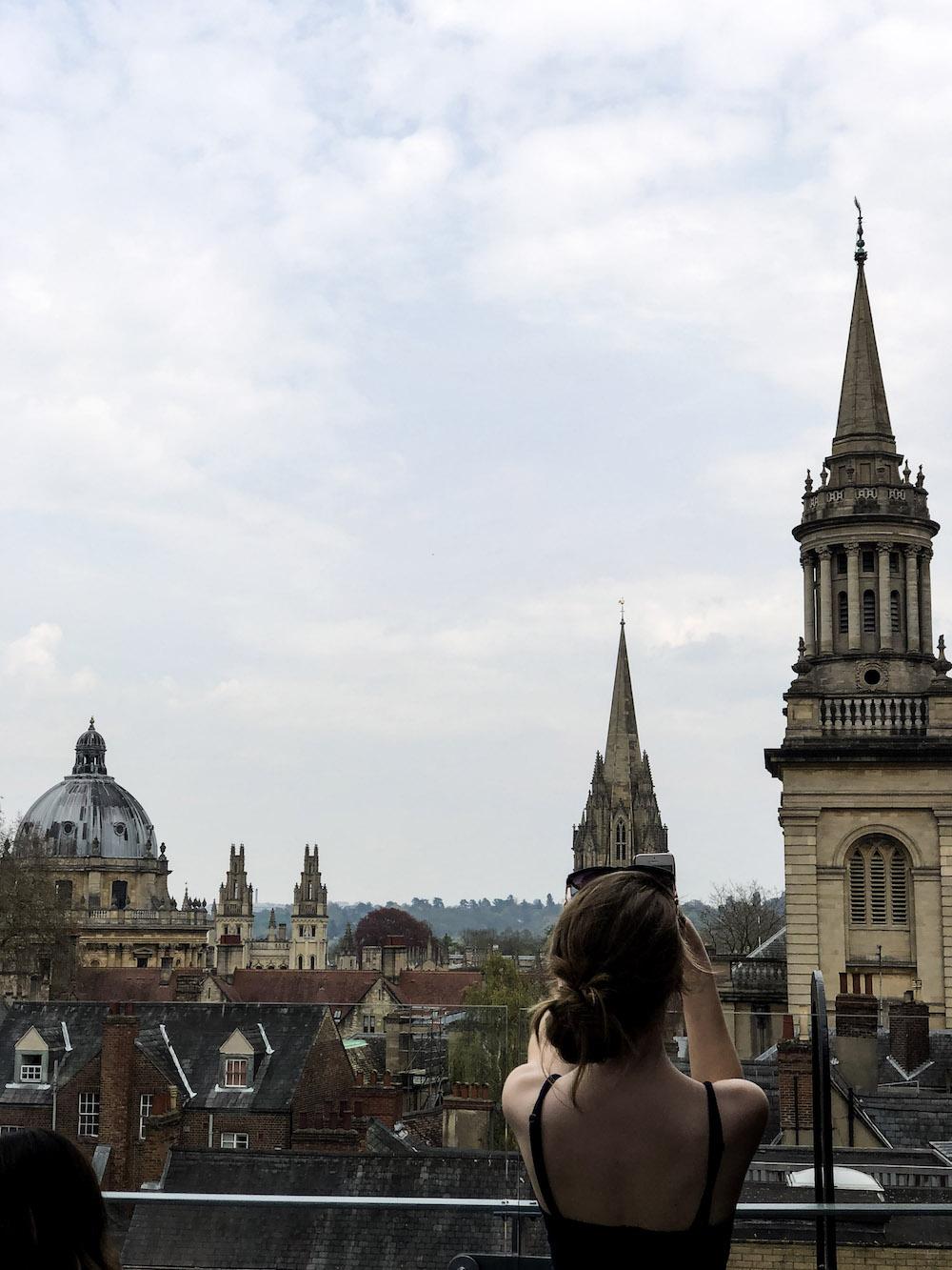 Oxford Day Trip, The Varsity Club