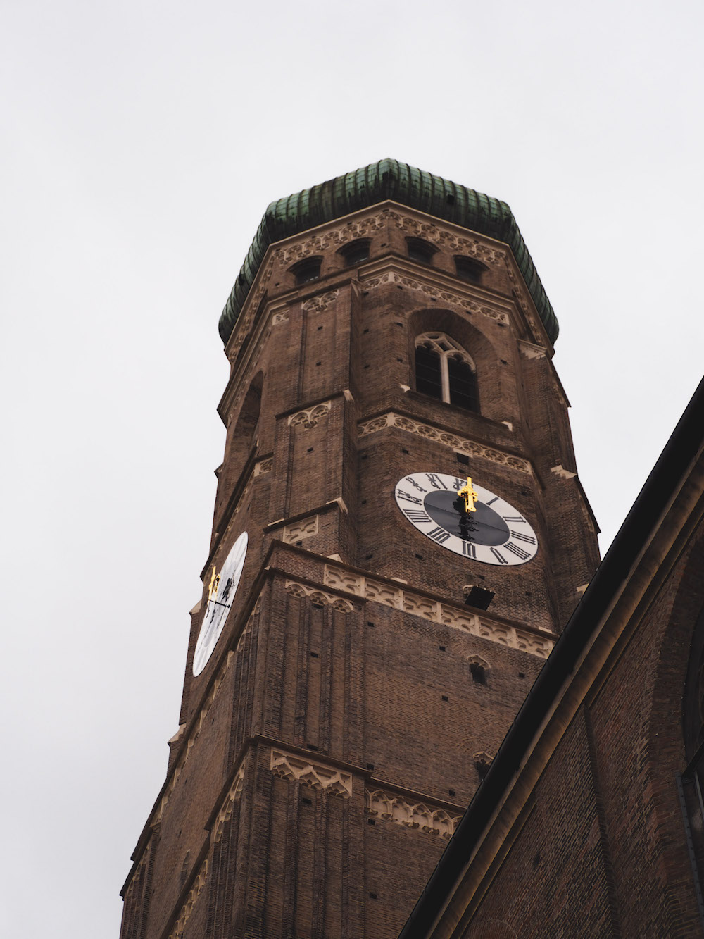 Frauenkirche, Long Weekend in Munich