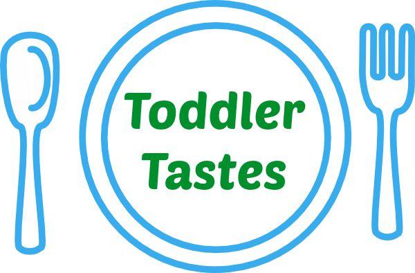 toddler tastes