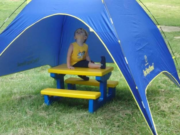 Sun Smartie Canopy Tent