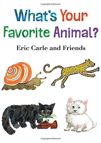 What's Your Favorite Animal