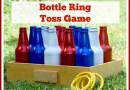 DIY: Bottle Ring Toss Game