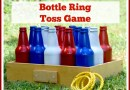 DIY: Bottle Ring Toss Game