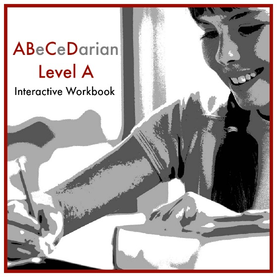 ABeCeDarian Level A Interactive Workbook Review