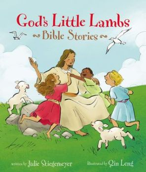 God's Little Lamb Bible Stories for Ages 3-7