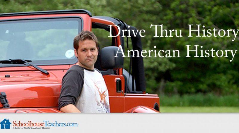 Drive-Thru History: American History on SchoolhouseTeachers.com