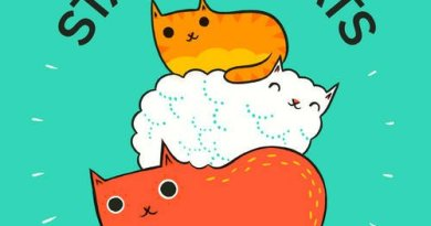 Book Review: Stack the Cats
