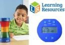 Learning Resources Time Tracker® Visual Timer & Clock