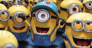 Despicable Me 3 #Giveaway