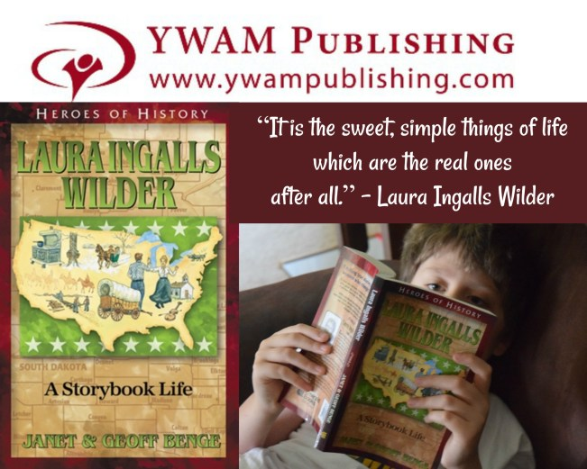 YWAM Publishing: Laura Ingalls Wilder