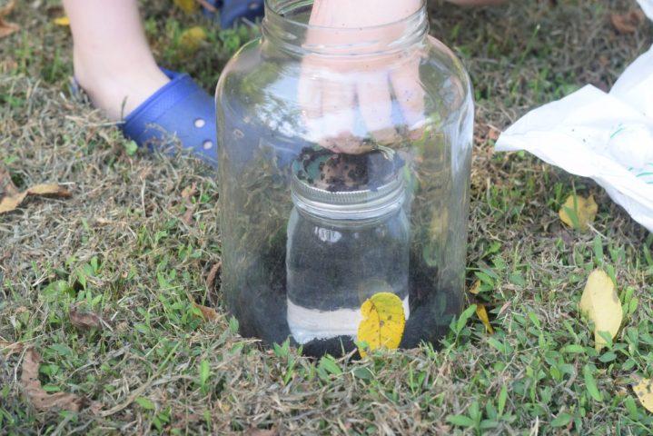 Observation Jar