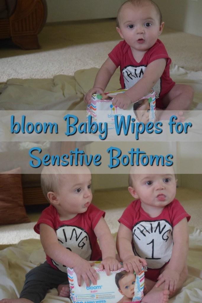 bloom Baby Sensitive Wipes