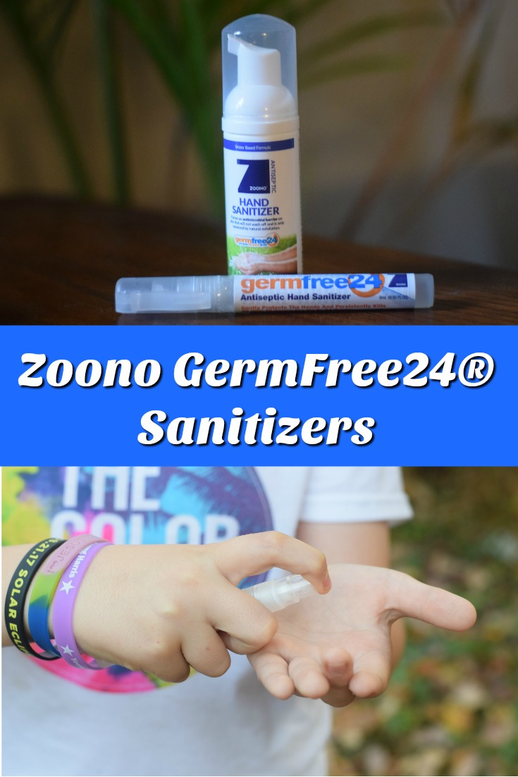 Zoono GermFree24®