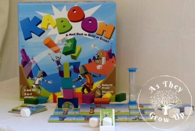 Kaboom Game