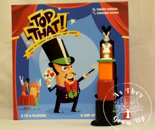 Top That board game