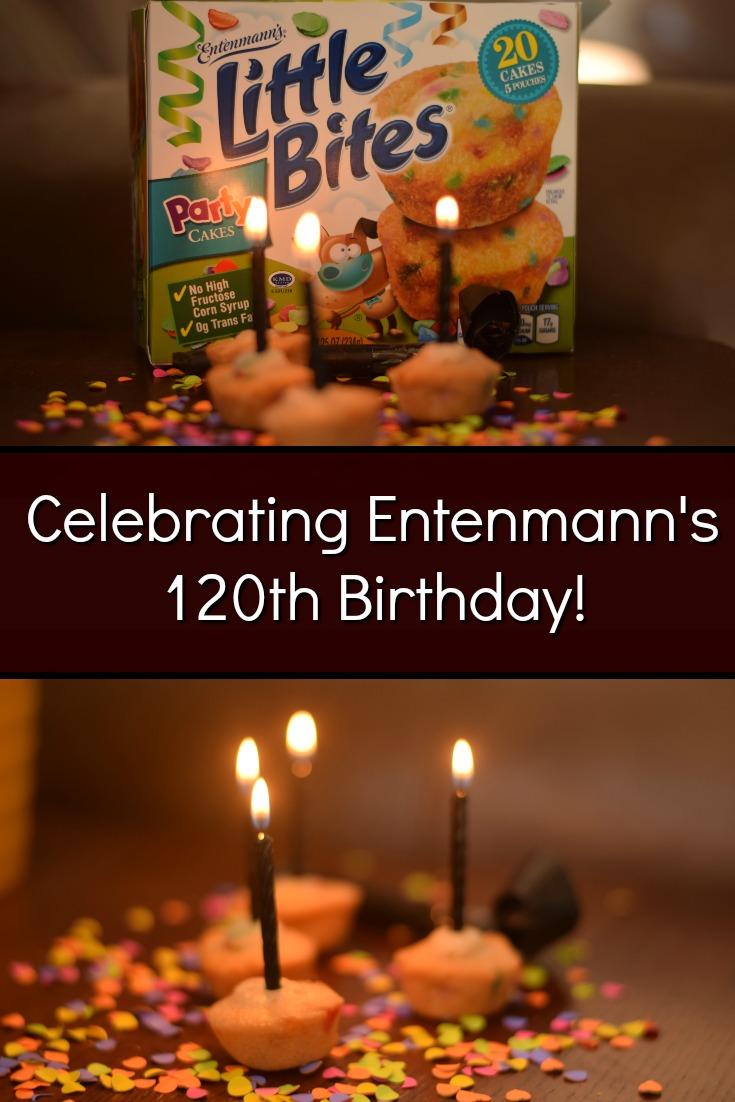 Entenmanns 120th Birthday