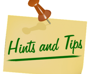 Asthma Hints and Tips