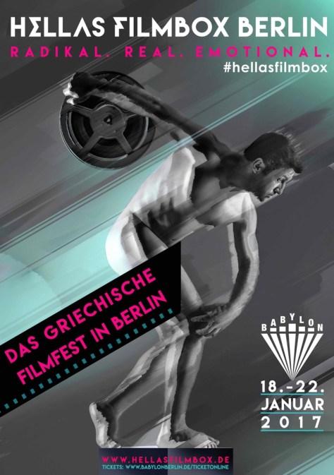Hellas Filmbox Berlin, Creative Director: Asteris Kutulas