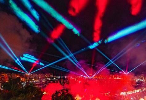 Olympiacos Event 2020  by Asteris Kutulas