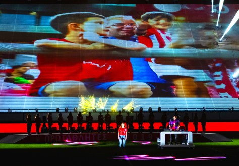 Olympiacos FC Event by Asteris Kutulas (Olympiacos FC Championship Celebration)