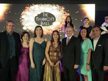 Marriott Hotel Manila Executive Committee